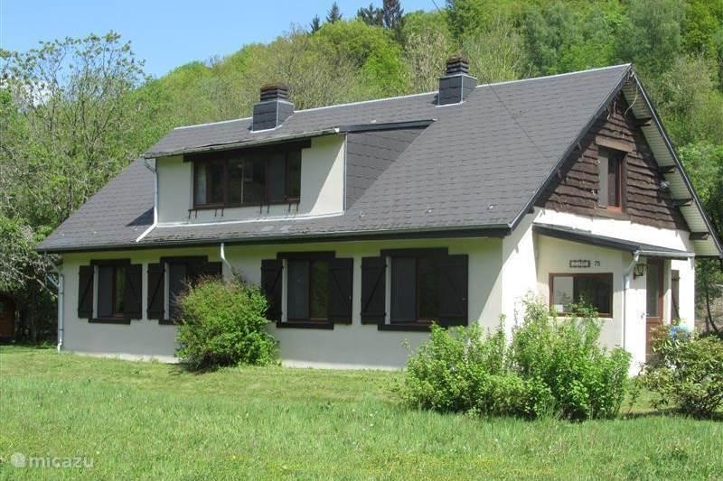 Vakantiehuis België, Ardennen, Vresse-sur-Semois Vakantiehuis Juanne B