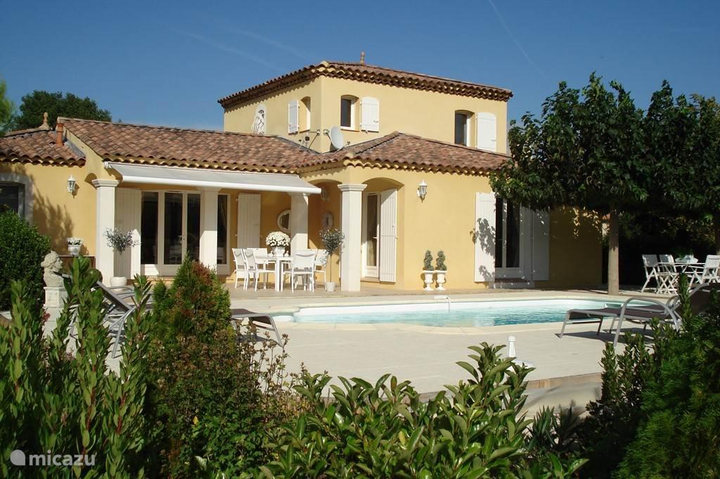 Vakantiehuis Frankrijk, Provence, Salernes - villa Villa Fine Fleur