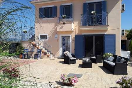 Vakantiehuis Griekenland, Peloponnesos, Finikounda villa Villa Finiki Messinia (beneden)