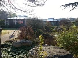 Rear Pavilion