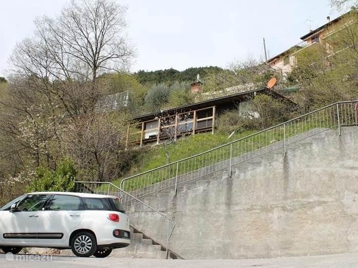 Vakantiehuis Italië, Gardameer, Tignale Vakantiehuis Sunclass Vakantiehuis, Zicht Garda