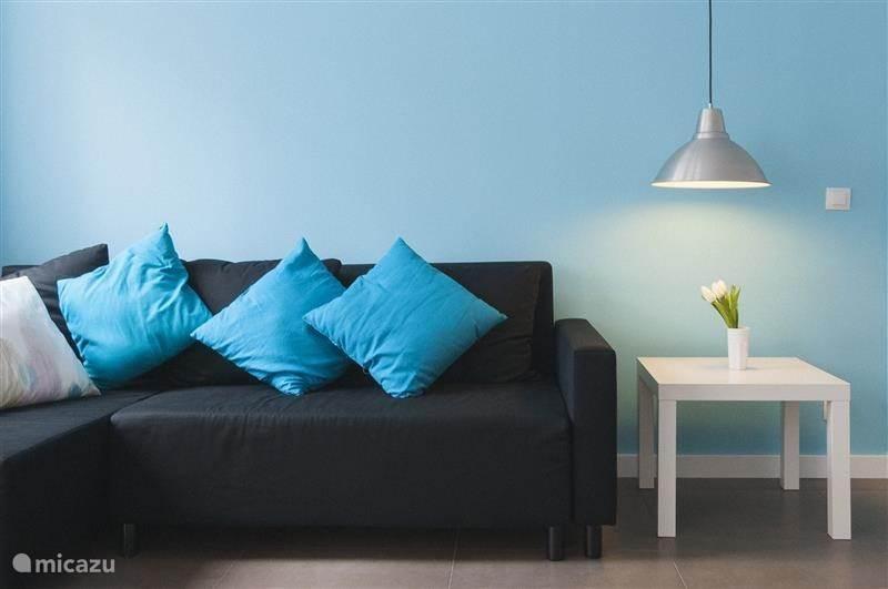 Ferienwohnung Spanien, Costa Brava, Pineda de Mar Studio Cal Pintor Blau