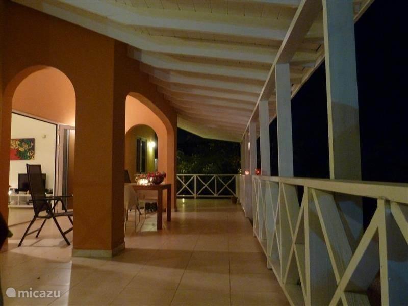 Vacation rental Curaçao, Banda Abou (West), Fontein Holiday house Villa Puesta de Sol