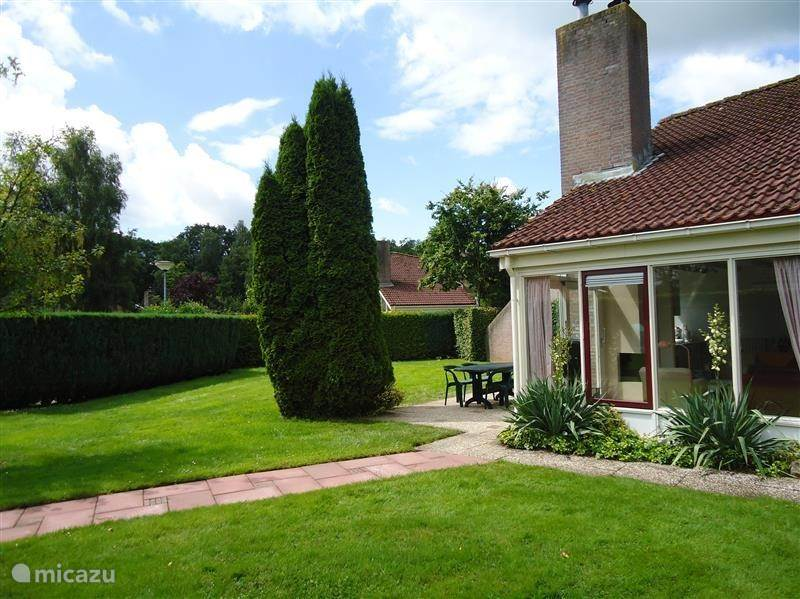 Vacation rental Netherlands, Drenthe, Zwiggelte holiday house The Little Difference