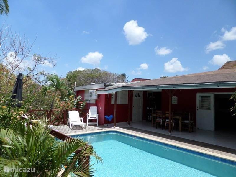 Vacation rental Curaçao, Curacao-Middle, Piscadera Bungalow Kura Willemstad