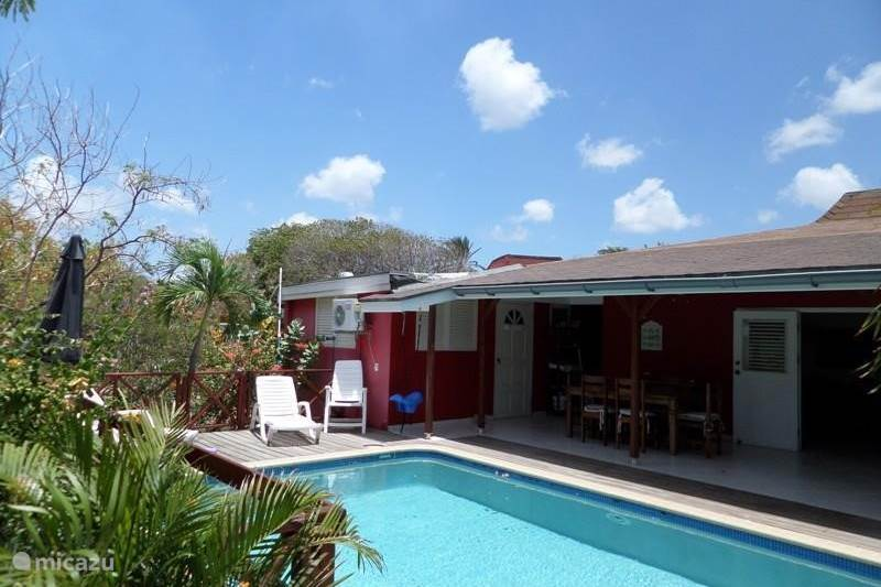 Vacation rental Curaçao, Curacao-Middle, Piscadera Bungalow Kura Willemstad