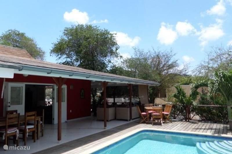 Vakantiehuis Curaçao, Curacao-Midden, Piscadera Bungalow Kura Piscadera