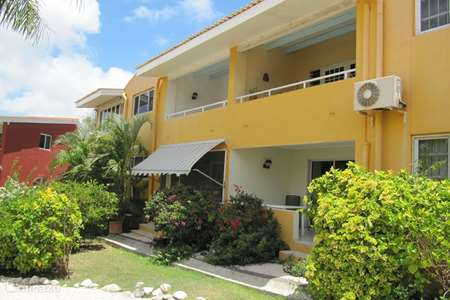 Vacation rental Curaçao, Curacao-Middle, Koraal Partier apartment Ankateam app A164