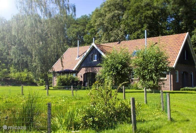 Vakantiehuis Nederland, Overijssel, Ootmarsum vakantiehuis Erve Getkot vakantiehuis 'n Pol