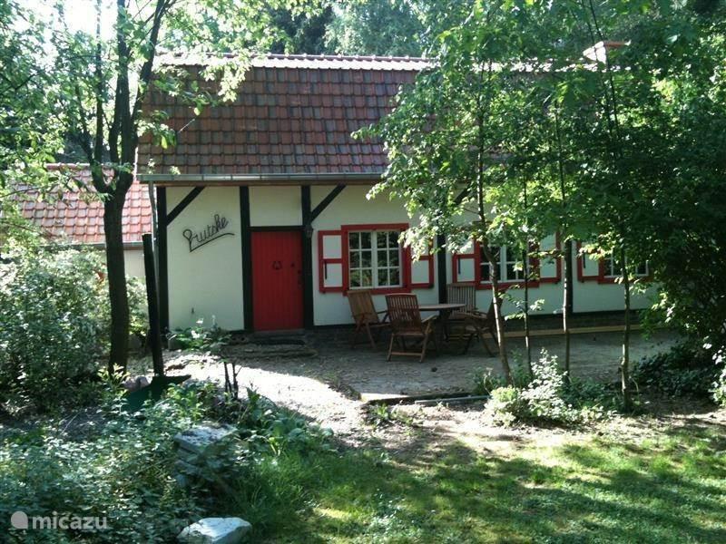 Vakantiehuis België, Limburg – vakantiehuis 't Prutske