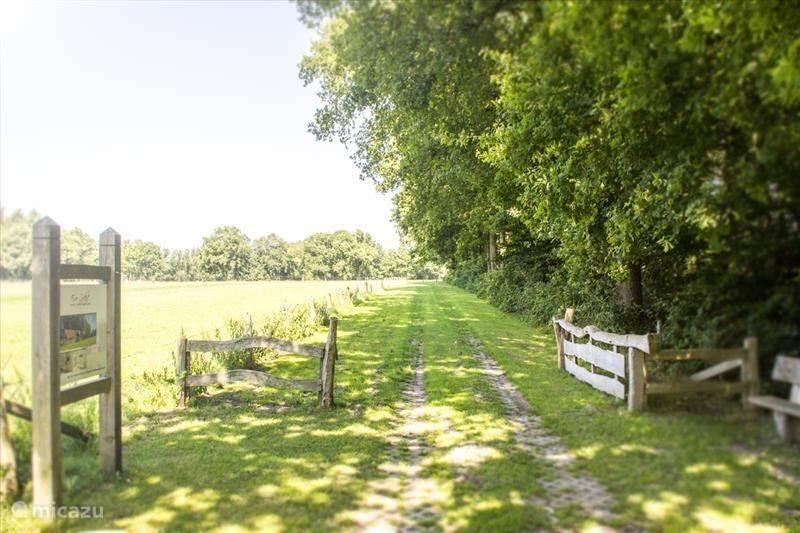 Vakantiehuis Nederland, Overijssel, Ootmarsum Vakantiehuis Erve Getkot vakantiehuis Onzoel