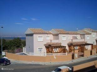 Vakantiehuis Spanje, Murcia, El Carmoli (Los Urrutias) Geschakelde woning Casa Monte El Carmoli