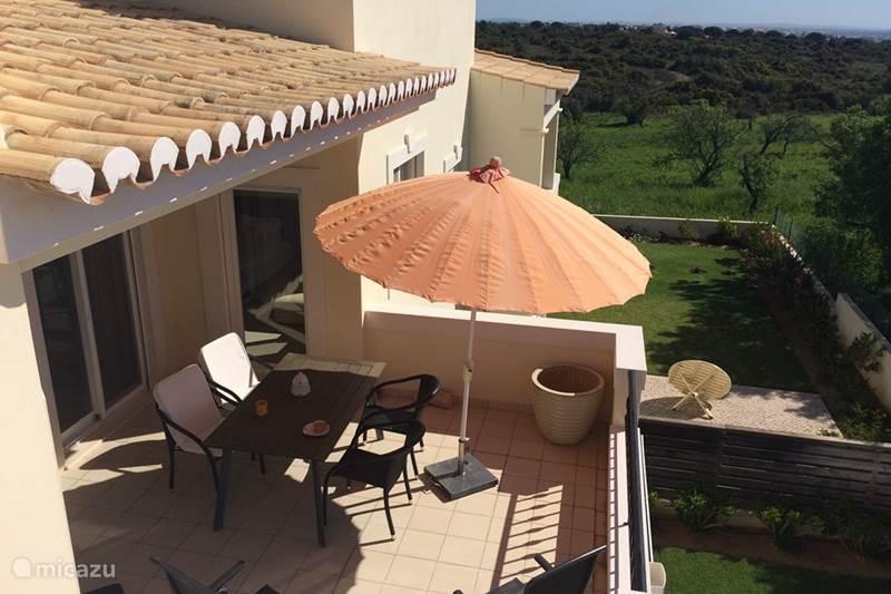 Vakantiehuis Portugal, Algarve, Carvoeiro Appartement Casa Varandas da Marinha