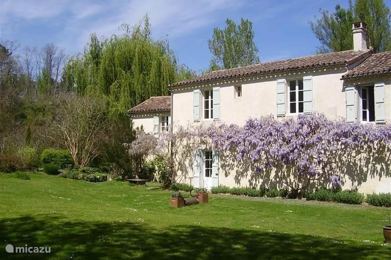 Vakantiehuis Frankrijk, Lot-et-Garonne, Mézin Gîte / Cottage Mill cottage Courbian