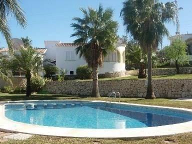 Vakantiehuis Spanje, Costa Blanca, Dénia bungalow Casa Tranqui  +WIFI