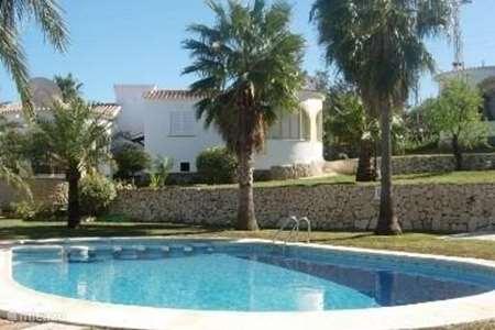 Vakantiehuis Spanje, Costa Blanca, Javea - bungalow Casa Tranqui + WIFI