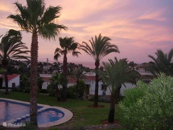 Vakantiehuis Spanje, Costa Blanca, Dénia Bungalow Casa Tranqui + WIFI