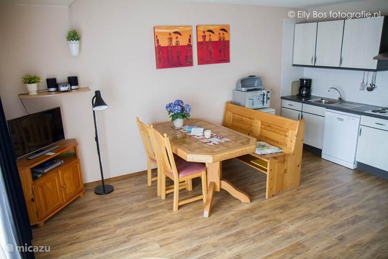 Vacation rental Netherlands, North Holland, Callantsoog Apartment The Seinpost no. 20 Callantsoog