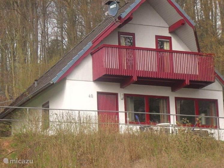 Vacation rental Germany, Hesse, Kirchheim Holiday house Seepark Kirchheim nr. 40