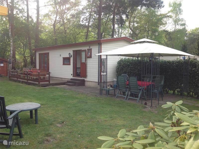 Vakantiehuis Nederland, Noord-Brabant, Hilvarenbeek chalet Luxe Chalet op Beekse Bergen (wifi)