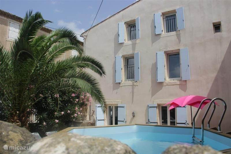 Vakantiehuis Frankrijk, Languedoc-Roussillon, Cazouls-lès-Béziers gîte / cottage Gîte Baron
