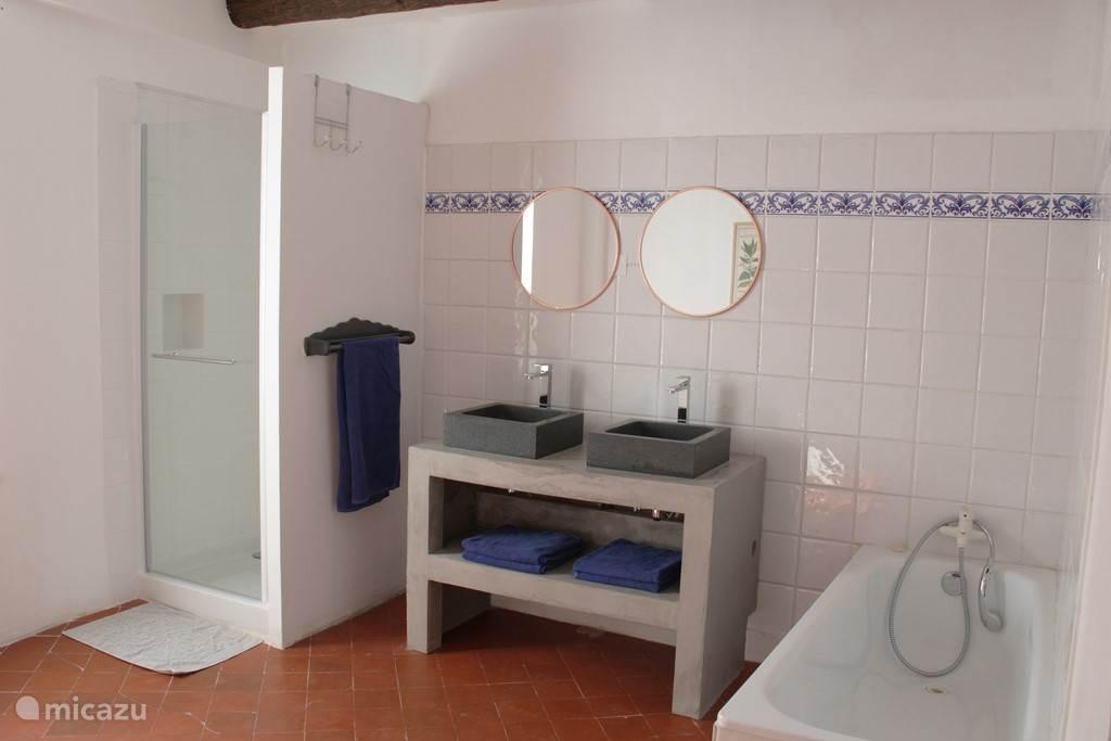 Badkamer eerste verdieping