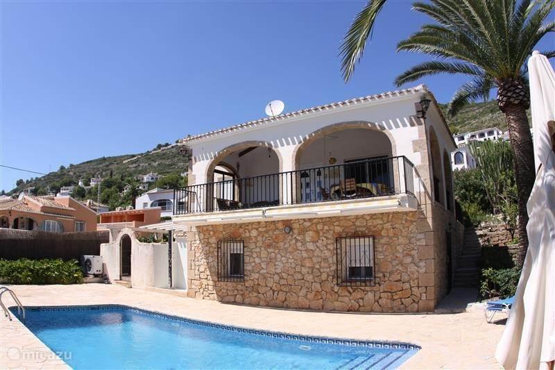 Vakantiehuis Spanje, Costa Blanca, Javea villa Villa Corazon