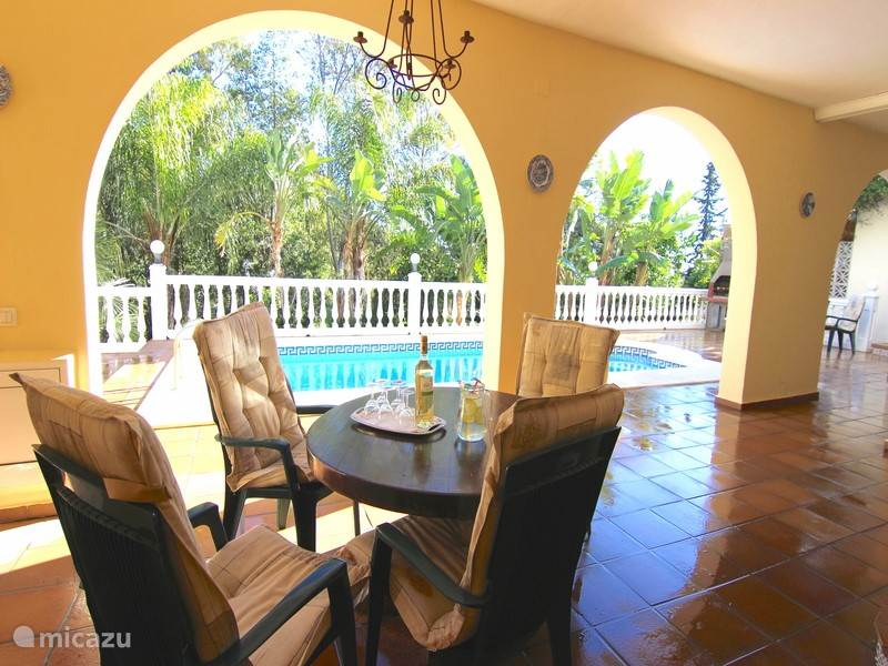 Vakantiehuis Spanje, Costa del Sol, Mijas Costa Villa Villa Acacias Urb.Campomijas