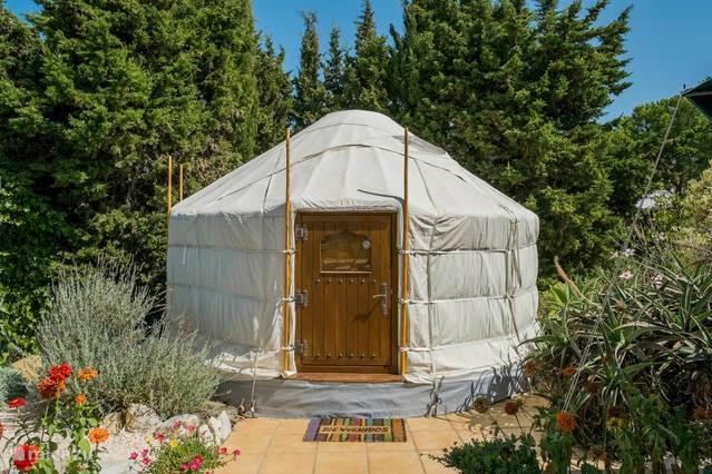 Vakantiehuis Spanje, Andalusië, Algarrobo - glamping / safaritent / yurt Yurt Balcón de Andaluz