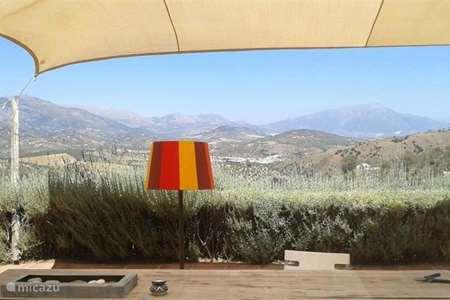 Vakantiehuis Spanje, Andalusië, Colmenar finca Vakantiehuis nabij Málaga