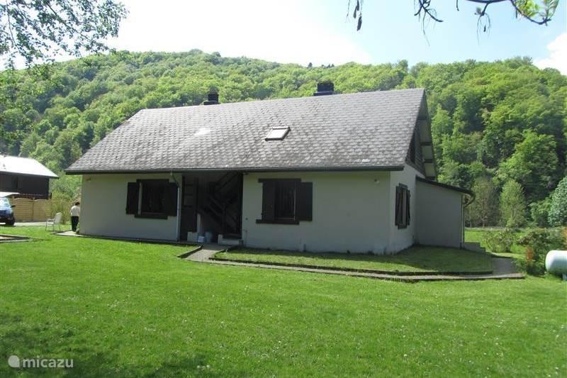 Vakantiehuis België, Ardennen, Vresse-sur-Semois Vakantiehuis Juanne A