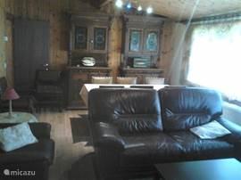Wohnzimmer-Wohnung im ersten Stock