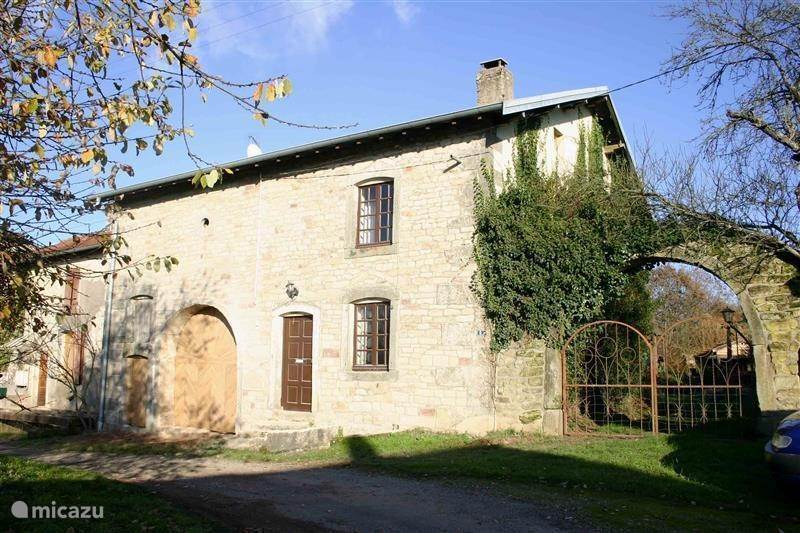 Vacation rental France – farmhouse 8 Clairefontaine