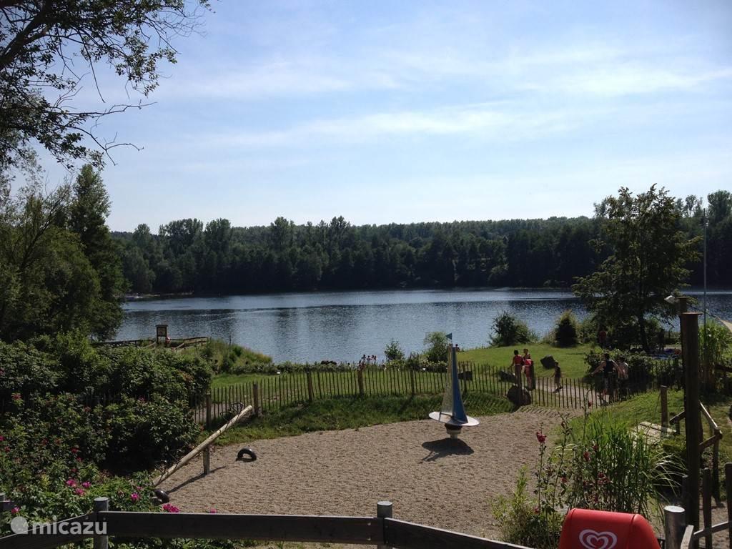 Silbersee, een mooi park om te rodelen, spelen en relaxen op ca 20 minuten afstand