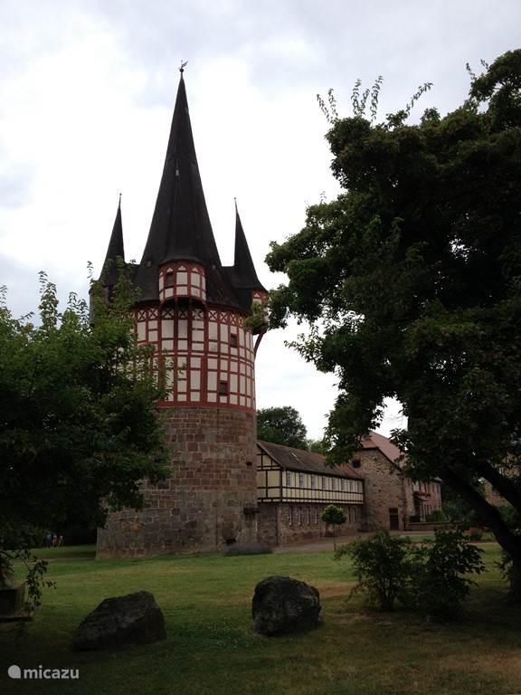 kastelen natuurlijk ook in overvloed in sprookjesland