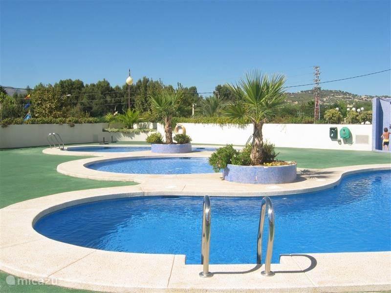 Vakantiehuis Spanje, Costa Blanca, Calpe Appartement Topacio III