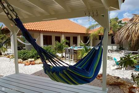 Vacation rental Bonaire, Bonaire, Belnem apartment Hammock studios at Sabal Palm Villas