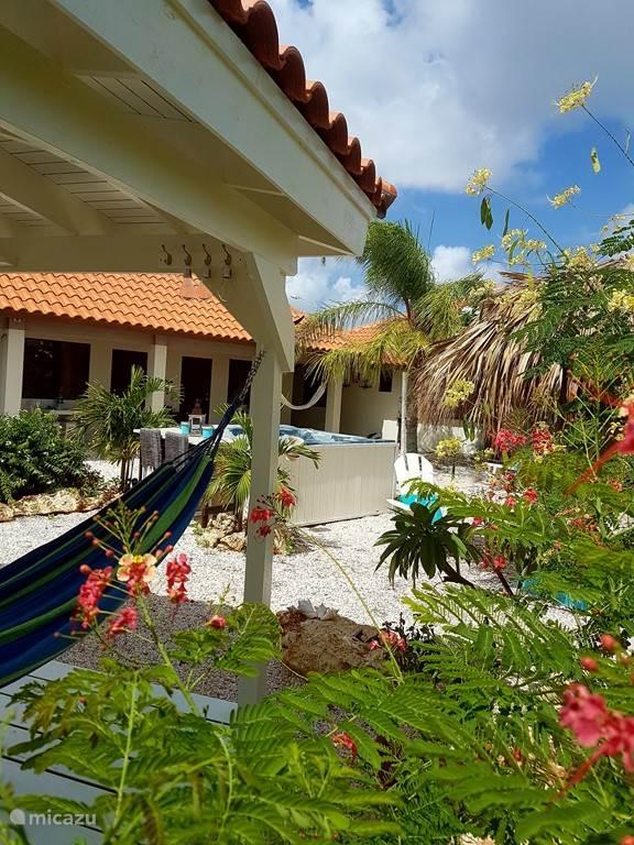 Vakantiehuis Bonaire, Bonaire, Belnem Appartement Hammock studios & apartment..relax!