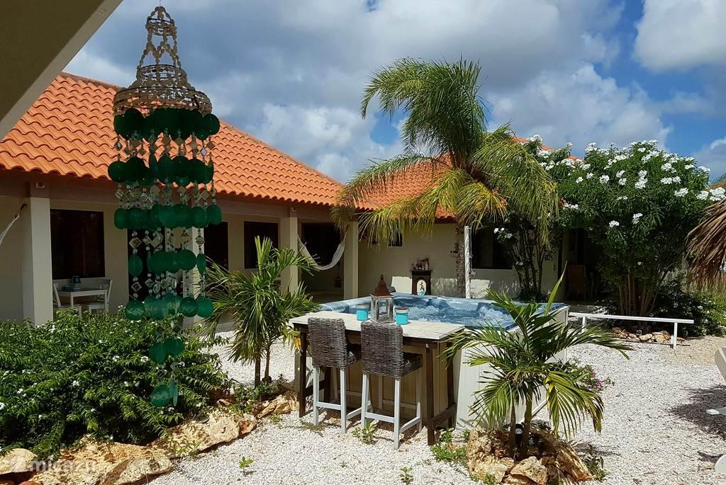 Vacation rental Bonaire, Bonaire, Belnem Apartment Hammock studios at Sabal Palm Villas