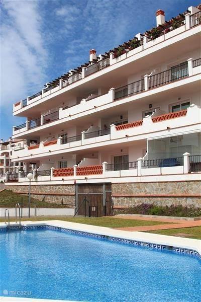 Vakantiehuis Spanje, Costa del Sol, Mijas Golf Appartement Las Palmeras Calahonda