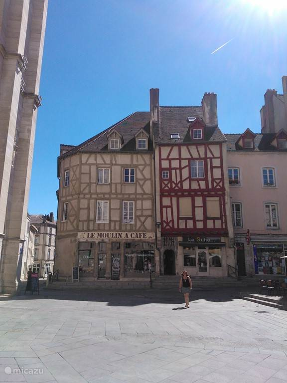 Chalon sur Saone: nice city trip around