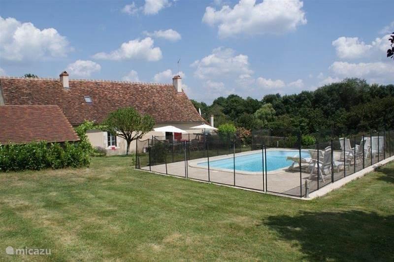Vacation rental France, Indre, Lignac Holiday house Le Chêne