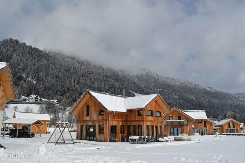 Vacation rental Austria, Styria, Murau Villa Murtalblick