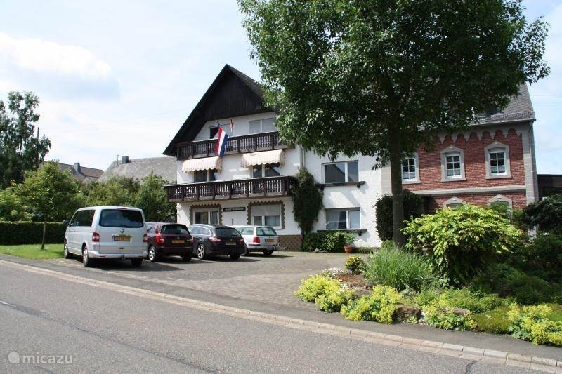 Vacation rental Germany, Moselle, Liesenich - apartment appartementen Haus Buchholz