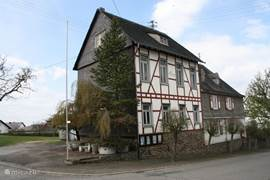 The old school in Liesenich