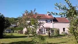 Mooi huis voor een fijne vakantie in een zeer mooie bosrijke omgeving