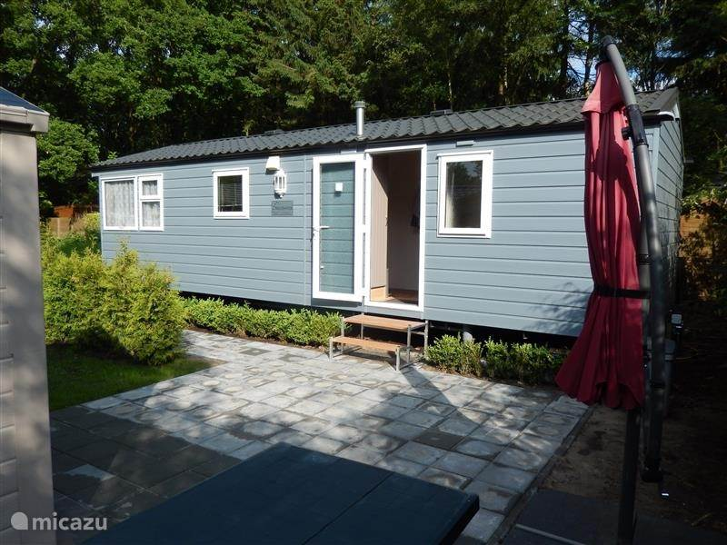 Vakantiehuis Nederland, Drenthe, Vledder - stacaravan Chalet Adelaar