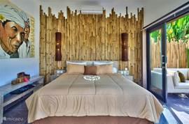 Gasthuis met kingsize bed