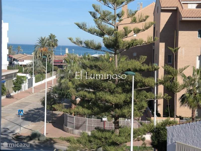 Vakantiehuis Spanje, Costa Blanca, Javea - appartement Appartement El Luminoso