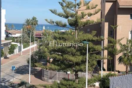 Vakantiehuis Spanje, Costa Blanca, Javea – appartement Appartement El Luminoso